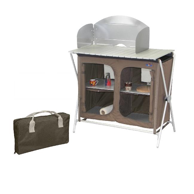 camping bel sol k che k chenschrank kocherschrank klappschrank fb terra ebay. Black Bedroom Furniture Sets. Home Design Ideas
