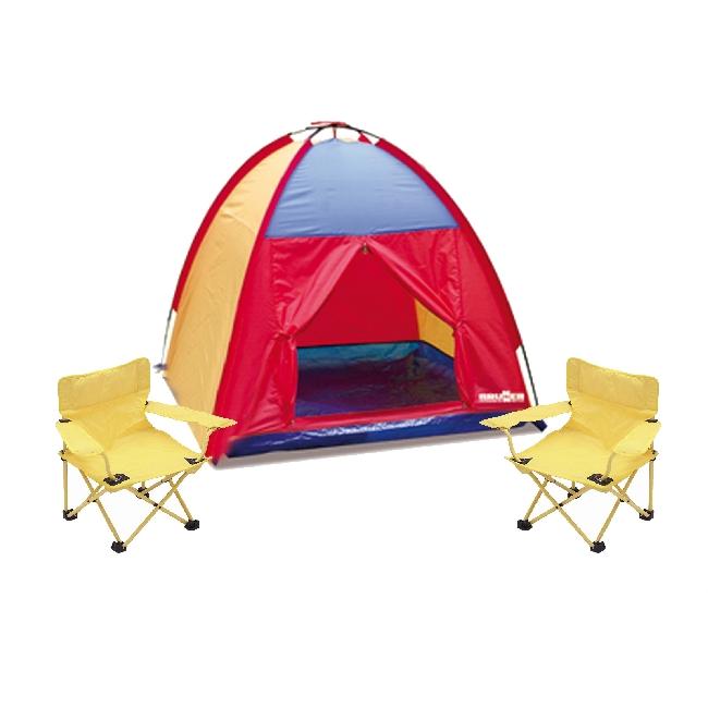 camping brunner kinderzelt zelt spielzelt lilliput 2. Black Bedroom Furniture Sets. Home Design Ideas