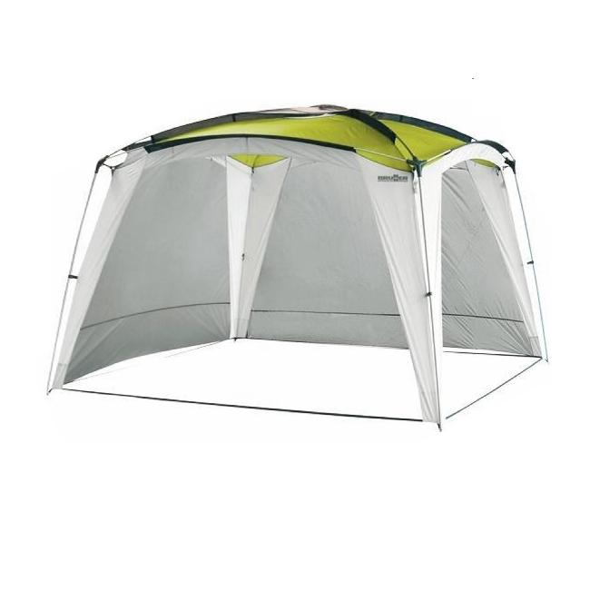 camping strand pavillon partyzelt zelt pavillion medusa 3 x 3m gr n ebay. Black Bedroom Furniture Sets. Home Design Ideas