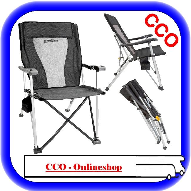camping brunner faltstuhl klappstuhl campingstuhl raptor. Black Bedroom Furniture Sets. Home Design Ideas
