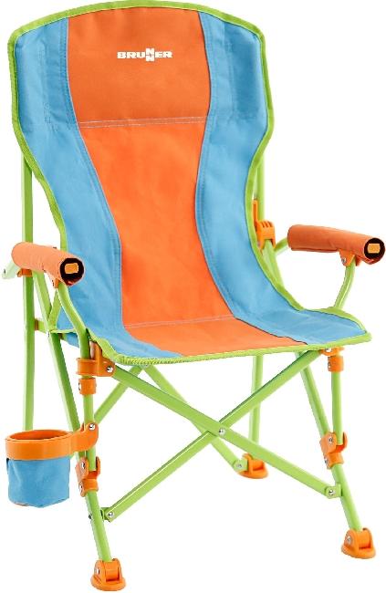 camping brunner kinder faltstuhl klappstuhl campingstuhl raptorina ebay. Black Bedroom Furniture Sets. Home Design Ideas