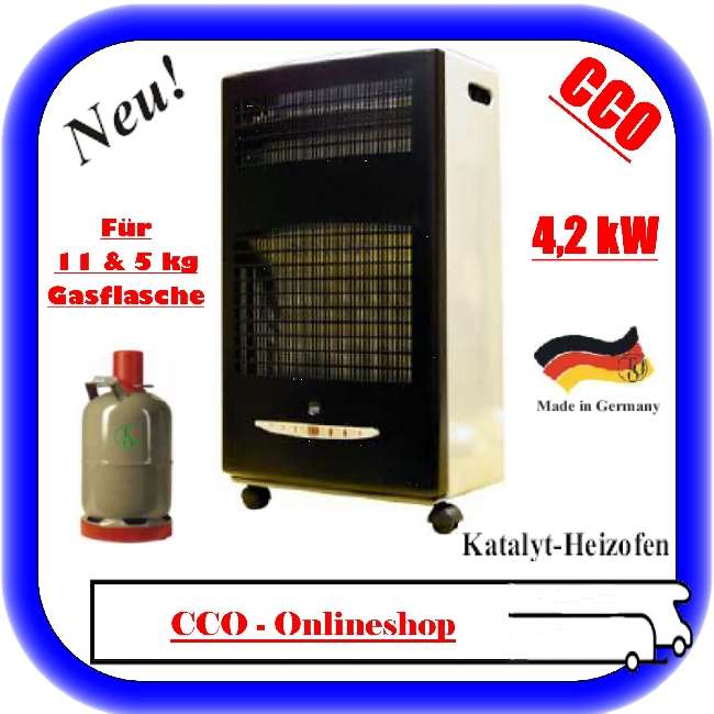camping katalytofen gasofen vorzelt heizung 4 2 kw eur 99 95 picclick de. Black Bedroom Furniture Sets. Home Design Ideas