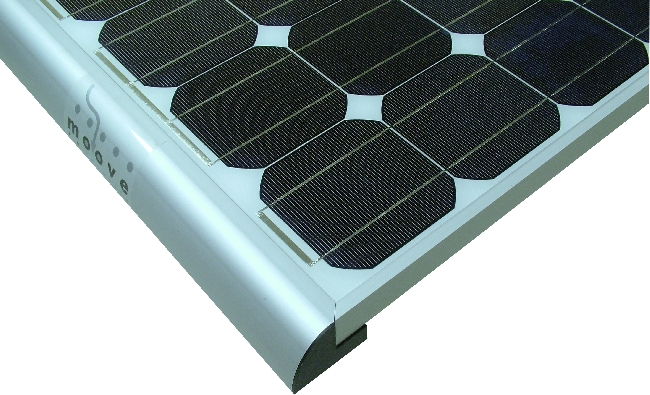 camping solar solarpanel solaranlage photovoltaik 100 w ebay. Black Bedroom Furniture Sets. Home Design Ideas
